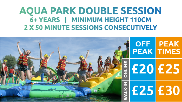 Aqua Park Double Session