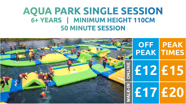 Aqua Park Single Session