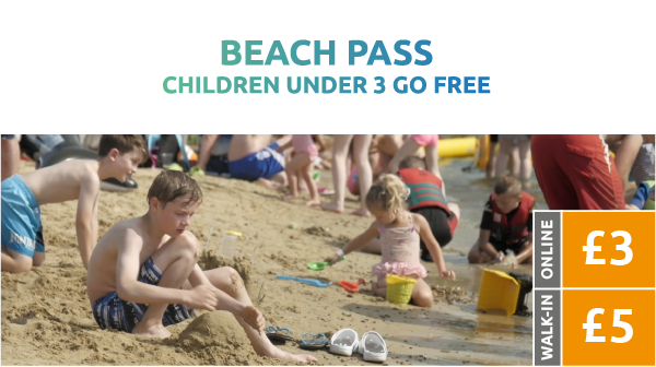 Beach Pass Price
