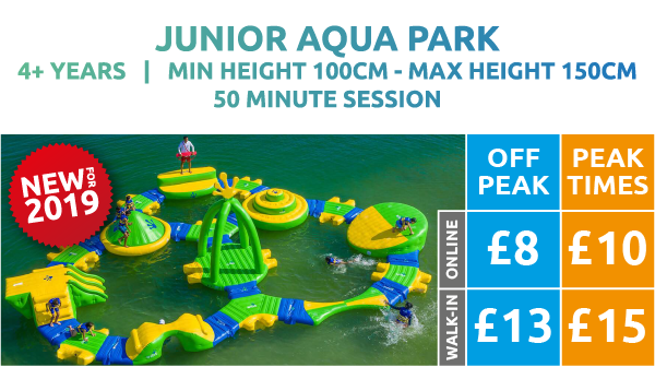 Junior Aqua Park Price