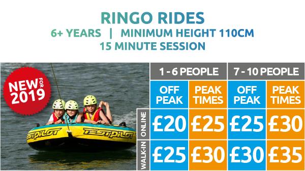 Ringo Rides Price