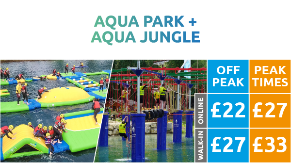 Main Aqua Park + Aqua Jungle Package