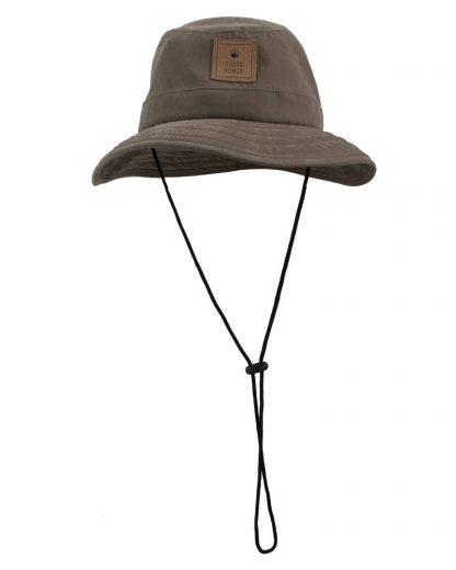 Liquid Force Boondocks Army Green Hat