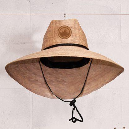 Liquid Force Tradition Straw Lifeguard Hat