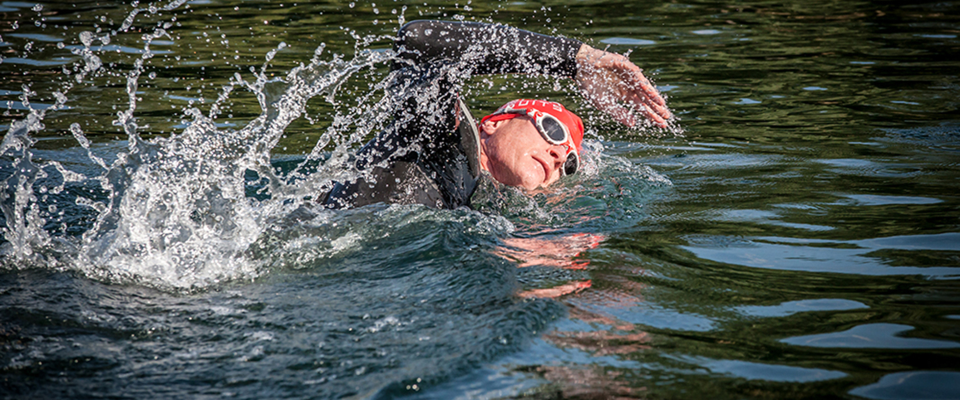 Open Water Swimming at Liquid Leisure Windsor