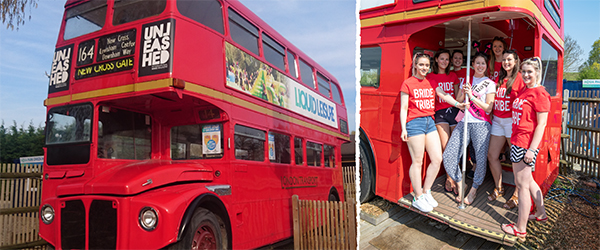 Party Buses - Liquid Leisure Windsor
