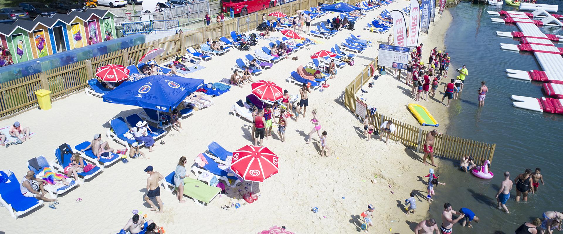 Beach Liquid Leisure Windsor