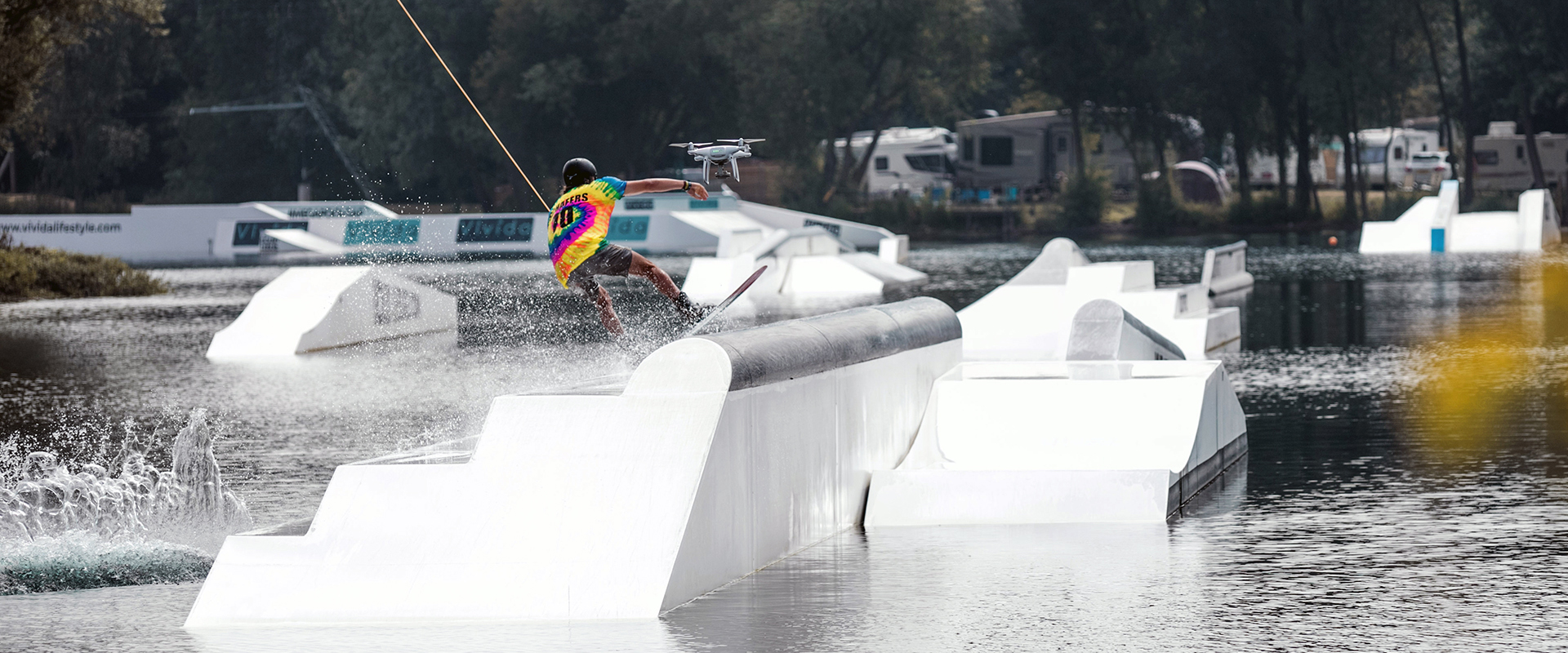 Full Cable Water Sports - Plastic Playground